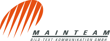 Mainteam Bild · Text · Kommunikation GmbH