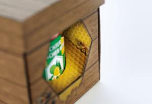 Mainteam Honig Detailshot