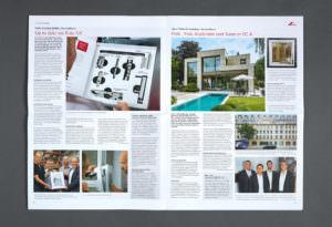 """Roto Kundenmagazin """"Roto Inside"""""""