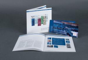 Stiftung für Kunst und Baukultur Britta und Ulrich Findeisen – Info-Broschüre, Terminankündigungs- und Grußkarte